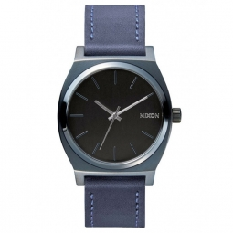 Montre nixon time teller all indigo natural