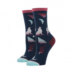 chaussettes stance roadhouse navy