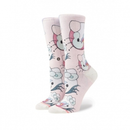 chaussettes stance sanrio womens blossoms pink s