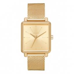 Montre Nixon K Squared Milanes - All Gold