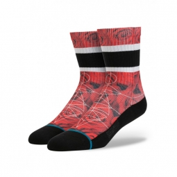 chaussettes stance kids prowler boys red l