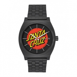 Montre nixon time teller black santa cruz