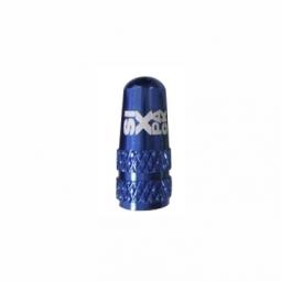 Bouchon de Valve Presta Alu SIXPACK Couleur:Bleu