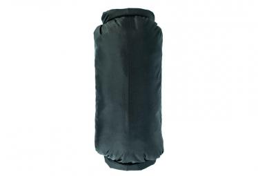Image of Pochette etanche restrap dry bag double roll 14l noir
