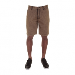 Short Volcom Frozen Regular Chino Mix - Tinted Black