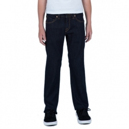 Pantalon Volcom Solver By Denim -Rinse