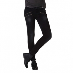 pantalon volcom rock out jean premium wash black 26