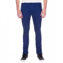 Pantalon Volcom 2X4 By 5 Pocket Twll - Matured Blue