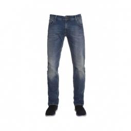 pantalon volcom vorta high jean indigo vintage wash unique