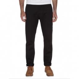 pantalon volcom frickin reg black
