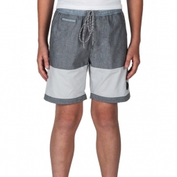 Short Volcom Threezy Jammer - Black