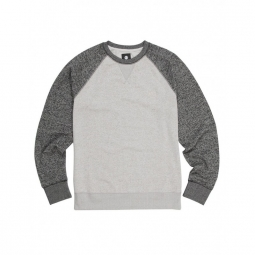 Sweat element meridian cr smk grey char h xl