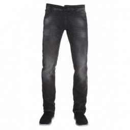 Pantalon Volcom Vorta High Jean - Washed Black