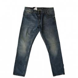 pantalon volcom tabulous high jean indigo vintage wash unique