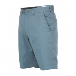 Short Volcom Frckn Mdn Strch - Ash Blue