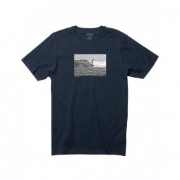 T-shirt Nixon Ridge - Navy
