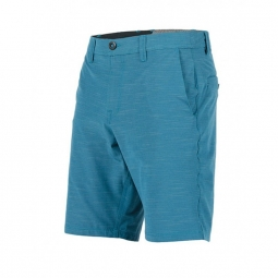 Short volcom snt frickin slub flight blue 32