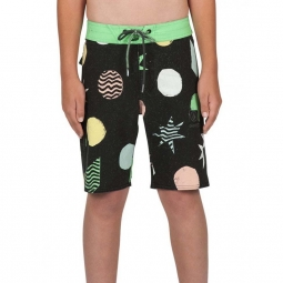 Boardshort Volcom Polka Stoney - Multi