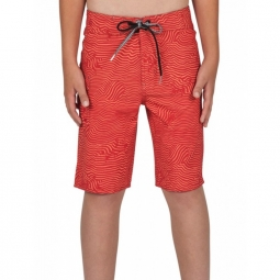 Boardshort Volcom Magnetic Stone - Toffee