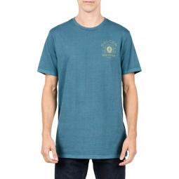 t shirt volcom new future flight blue xl