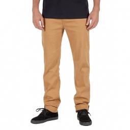 Pantalon Element E02 Color - Bronco Brown