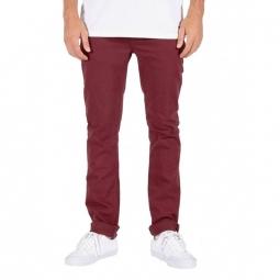 Pantalon Element E01 Color - Napa Red