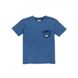 T shirt element indigo cr ss mid blue indigo xl