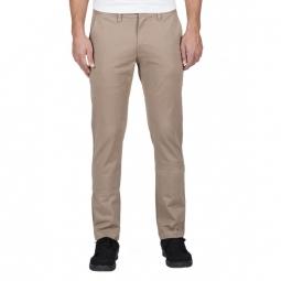 Pantalon Volcom Frickin Slim Chino - Beige