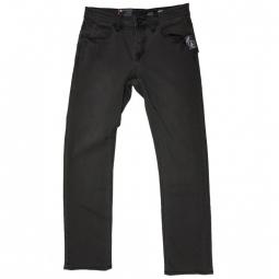 pantalon volcom solver denim lead unique