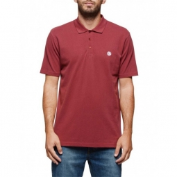 polo element freddie oxblood red xl