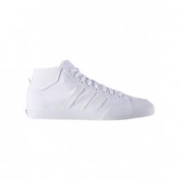 Chaussures adidas matchcourt mid footwear white non communique