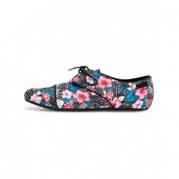 chaussures volcom one way 2 black print 37 1 2