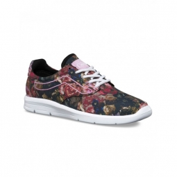 chaussures vans u iso 1 5 moody floral black true white 36 1 2
