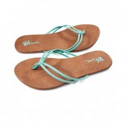 Sandales volcom forever 2 sndl aqua 37