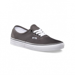 chaussures vans u authentic pewter black 36 1 2
