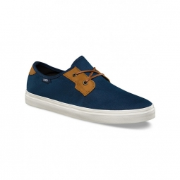 chaussures vans m michoacan sf herringbone twill dress blues 39