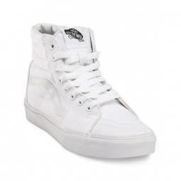 chaussures vans u sk8 hi true white 36 1 2