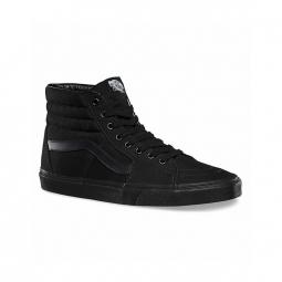chaussures vans u sk8 hi black black 36 1 2