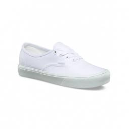 chaussures vans u authentic lite pop pastel true white 36 1 2