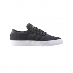 chaussures adidas adi ease premiere ad customized black running white 44