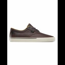 Chaussures etnies jameson vulc brown 41