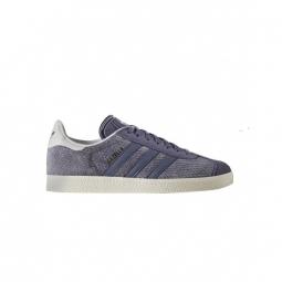 chaussures adidas gazelle w super purple off white 38 2 3