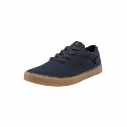 chaussures volcom draw lo shoe navy 39