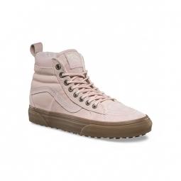chaussures vans u sk8 hi 46 mte dx sepia rose gum 36 1 2