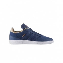 chaussures adidas busenitz pro mystery blue footwear white pale blue 46