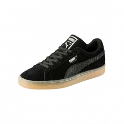 Chaussures puma w suede classic bubble black 38