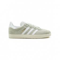 chaussures adidas gazelle vert linen green 40 2 3
