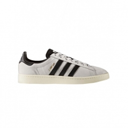 chaussures adidas campus grey two core black 42