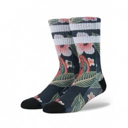 chaussettes stance foundation madre de aloha black l