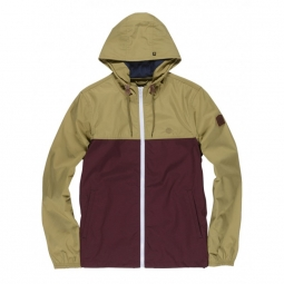Veste element alder light canyon khaky napa red xl